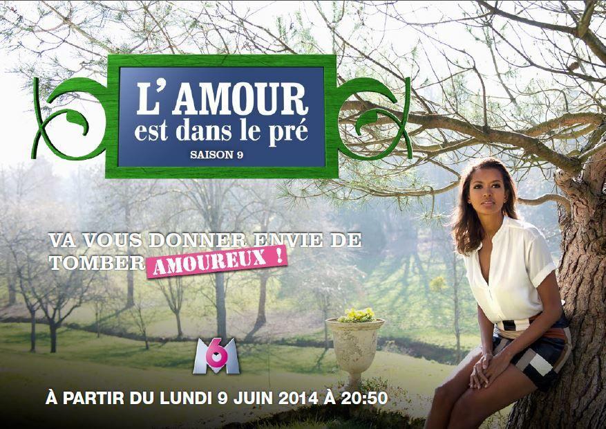 L'amour est dans le pré saison 9, dès le 9 juin sur M6.