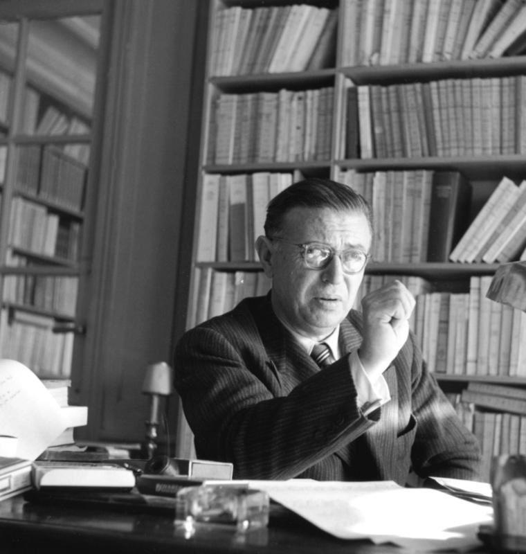 Camus - Sartre, une amitié déchirée (ce soir sur France 5).