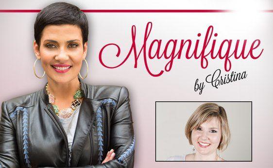 Magnifique by Cristina : émission spéciale avec la femme Téva 2014.