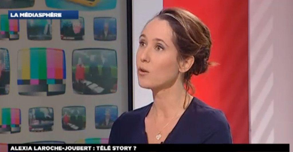 Nouvelle émission sur la Coiffure, que prépare Alexia Laroche-Joubert pour France 2.