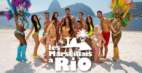 Bilan d'audience des Marseillais à Rio, sur W9.