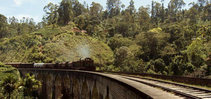 A voir ce soir : Des trains pas comme les autres, Sri Lanka.
