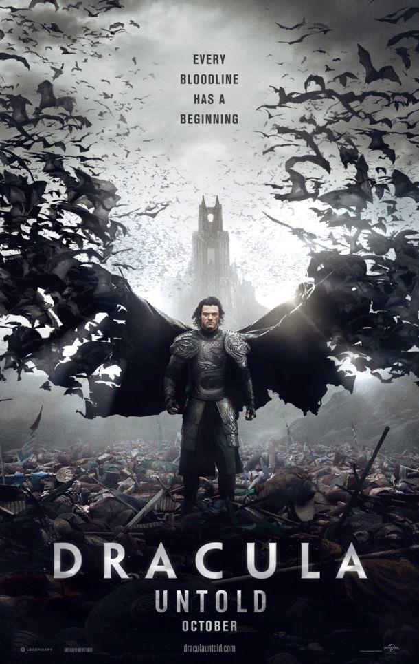 Bande-annonce française du film Dracula Untold.