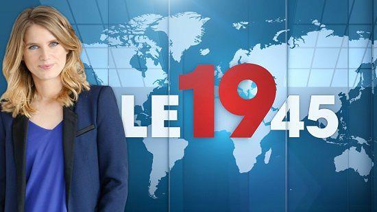 """Le 19.45 de M6 : record d'audience sur les """"ménagères""""."""
