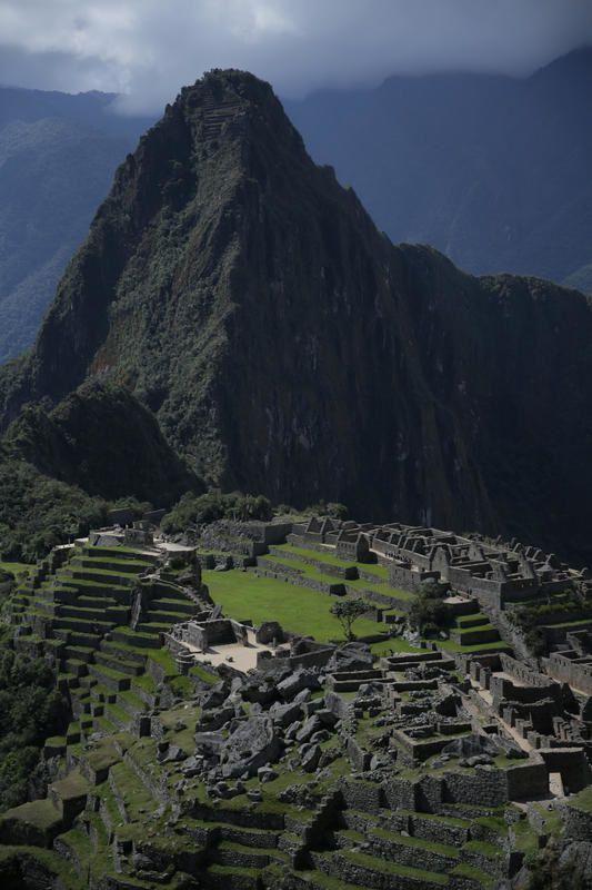 Les mystères du passé, ce vendredi : Machu Picchu, le défi Inca.