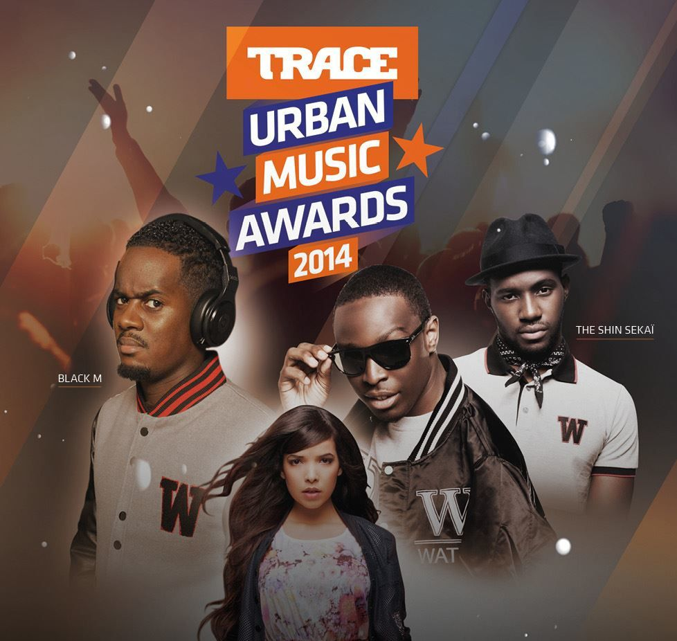 Trace Urban Music Awards II, en direct le 22 octobre.