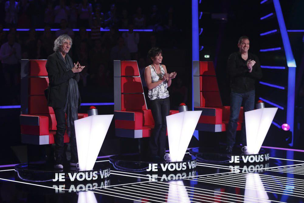 Vidéo The Voice Kids : Je te donne, par Nemo, Frankee et Chloé.