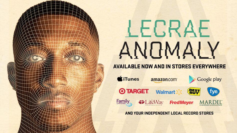 Lecrae en tête des ventes d'albums aux Etats-Unis.