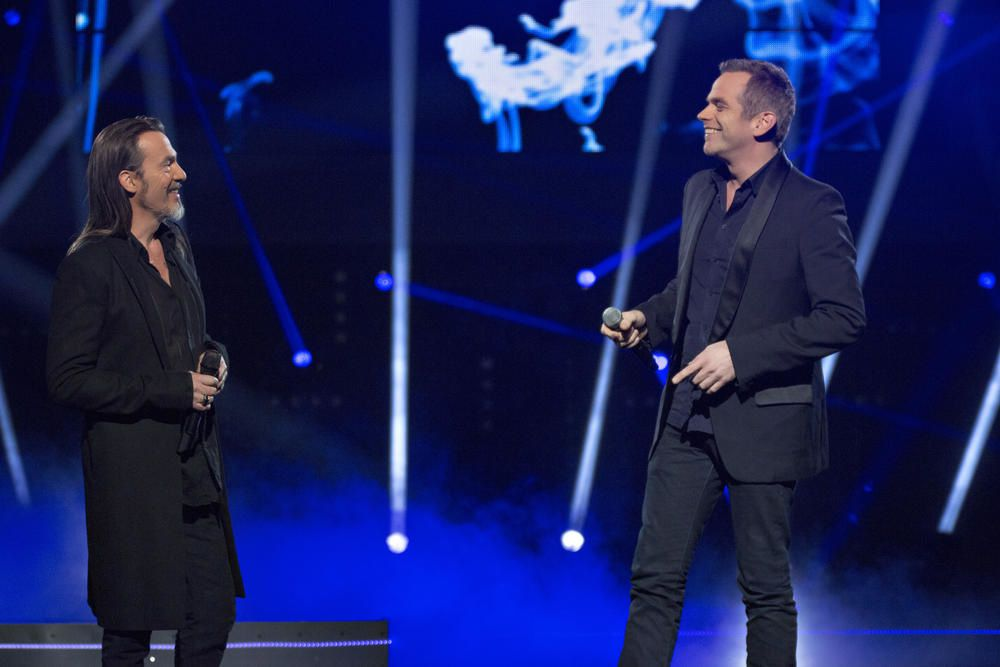 Florent Pagny reste coach dans The Voice saison 4.