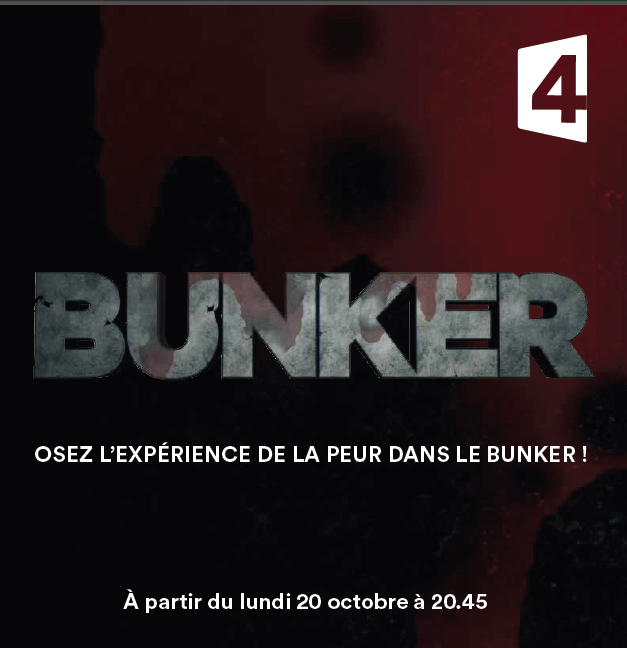 Bunker arrive le 20 octobre sur France 4.