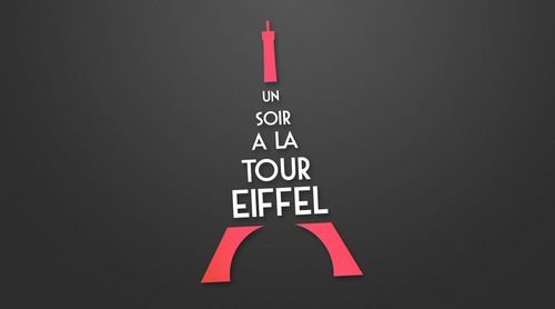 Une faible audience pour Un soir à la Tour Eiffel, avec Alessandra Sublet.