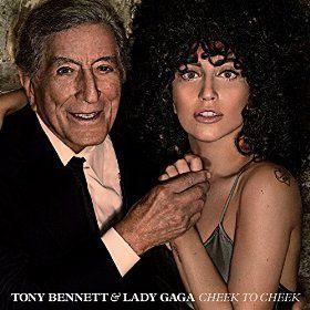 Tony Bennett et Lady Gaga en tête des ventes aux Etats-Unis (Top 5 pour Pentatonix).