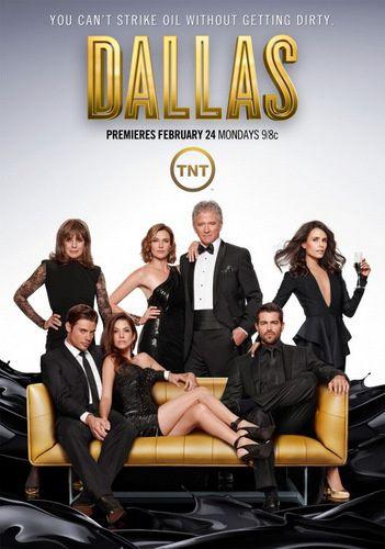 La série américaine Dallas est annulée, après 3 saisons.