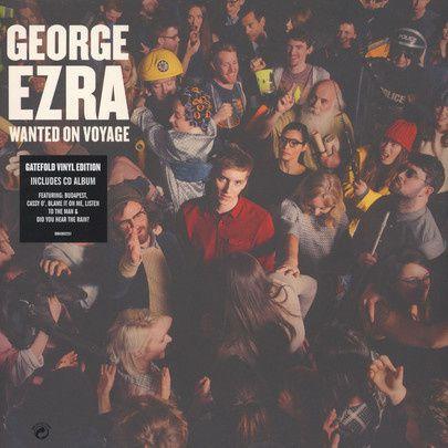 George Ezra reste en tête des ventes d'albums outre-Manche (Prince dégringole).