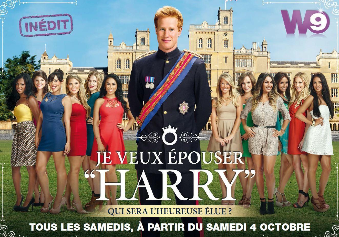 Flop : Je veux épouser Harry est déprogrammé de W9.
