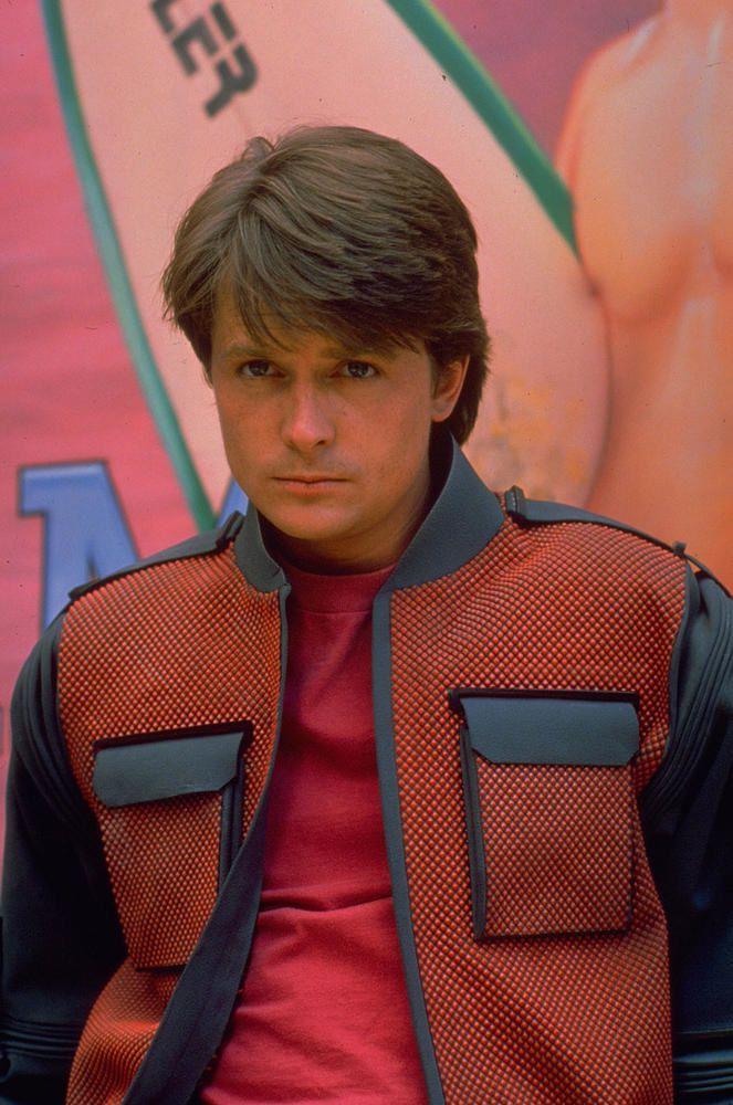 Marty McFly de retour sur NT1 ce mardi, durant 3 semaines.