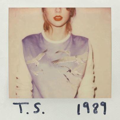Taylor Swift leader des ventes d'albums en Grande-Bretagne.