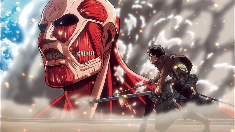 Animation : soirée spéciale L'attaque des titans le 21 novembre.