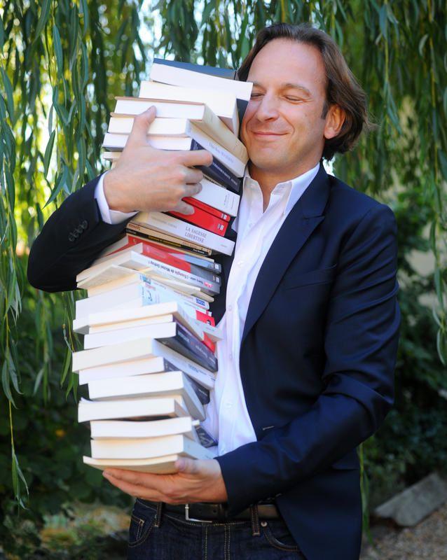 Balade littéraire au coeur de New-York avec François Busnel.
