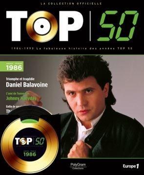 Les chansons de la collection Top 50 vendue en points presse.
