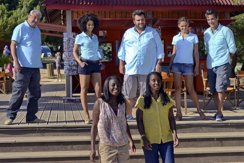 Audience de l'inédit de Camping Paradis le 5 janvier sur TF1.