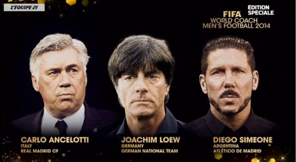 Sans surprise, Ronaldo remporte un nouveau Ballon d'Or.