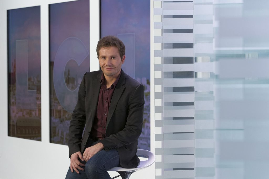 Nouveauté sur LCI : Le Petit JT avec Benjamin Cruard.