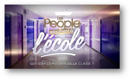 Les people retournent à l'école jeudi : teaser avec Manu Lévy.