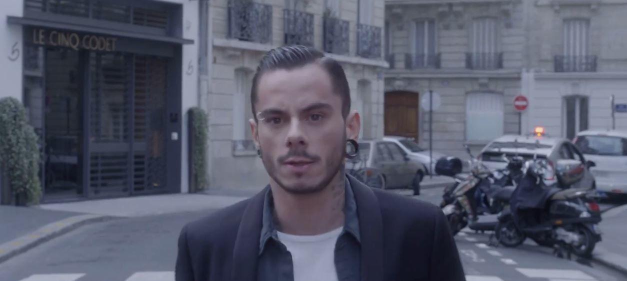Le clip de Je suis un homme : chanson reprise par Maximilien Philippe.