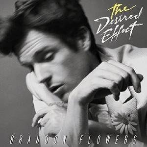 Brandon Flowers en tête des ventes d'albums en Angleterre.