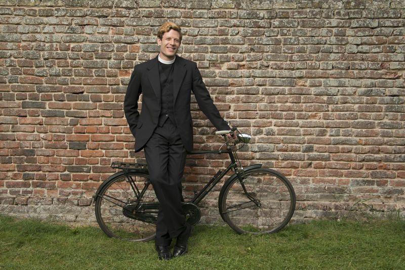 La série britannique Grantchester fait son arrivée le 12 juillet sur France 3.