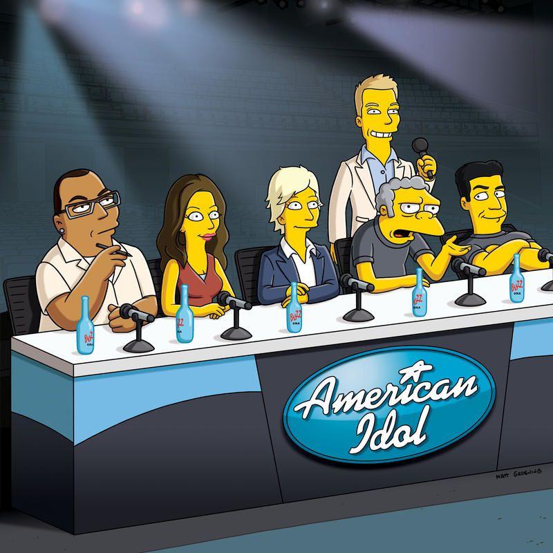 Simon Cowell juré dans 'America's Got Talent'.