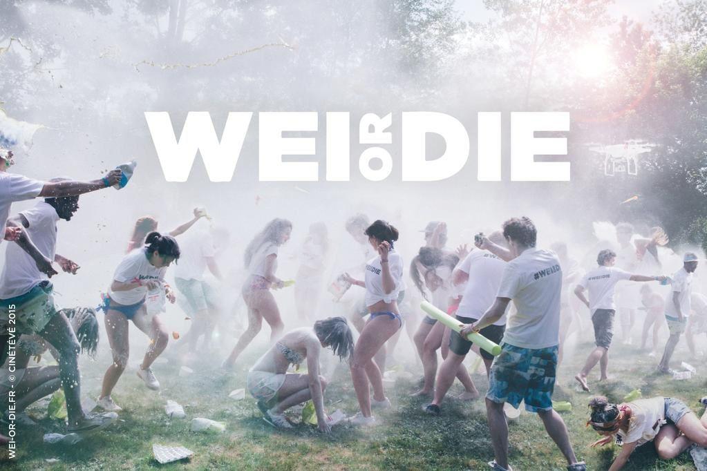 Wei or Die : fiction interactive de France Télévisions.