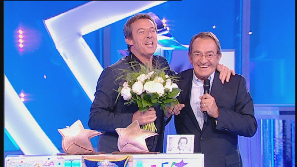 Les 12 coups de midi : JP Pernaut vient souhaiter un bon anniversaire à Jean-Luc Reichmann.