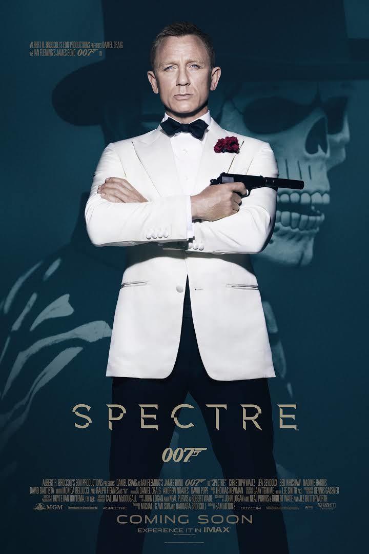 Box-office USA du week-end : excellents démarrages pour Spectre et Peanuts Movie.