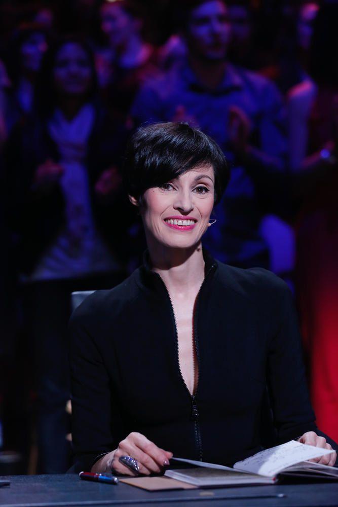 Marie-Claude Pietragalla guest dans un épisode de Mongeville.