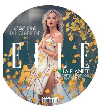 """Numéro collector rond, """"ELLE ♥ la planète"""" ce vendredi."""