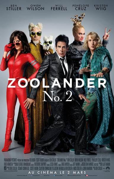 La bande-annonce française du déjanté Zoolander 2, avec Ben Stiller.