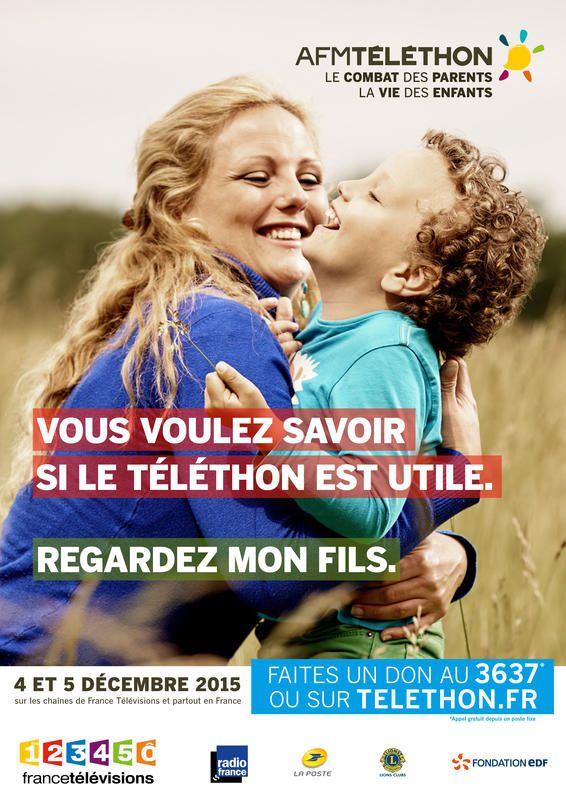 Le programme complet du Téléthon 2015 sur France Télévisions.