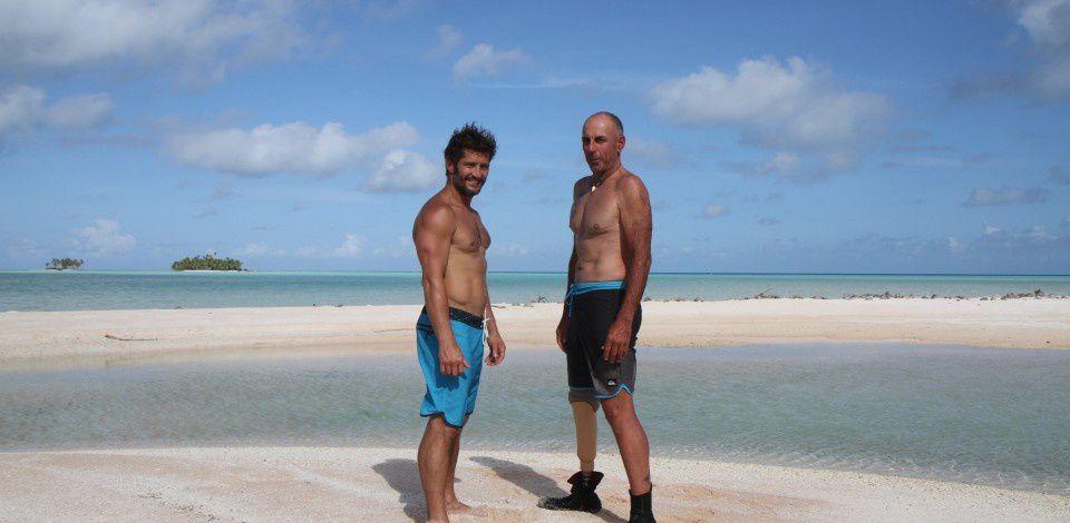 « Scuba Diving » : documentaire inédit de Bixente Lizarazu, le 26 décembre.