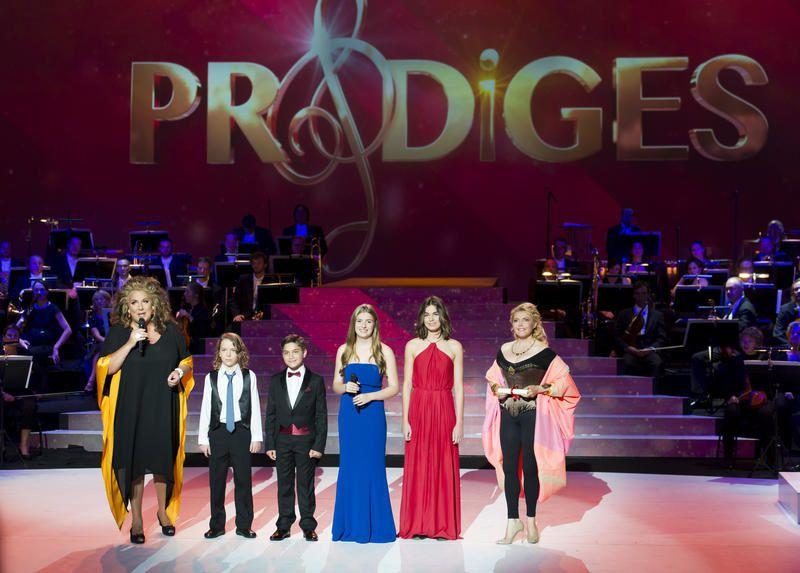 Vidéos Prodiges : les prestations des chanteurs, dont Hakob.