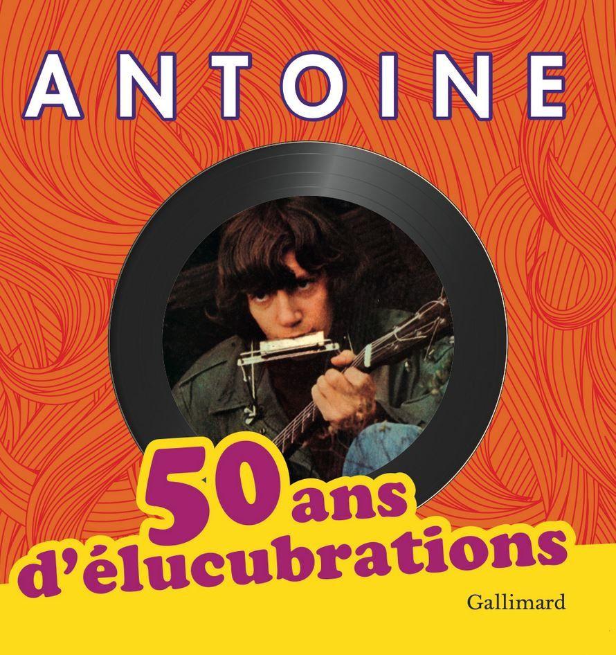 Les 50 ans de carrière d'Antoine célébrés dès ce dimanche sur Melody.