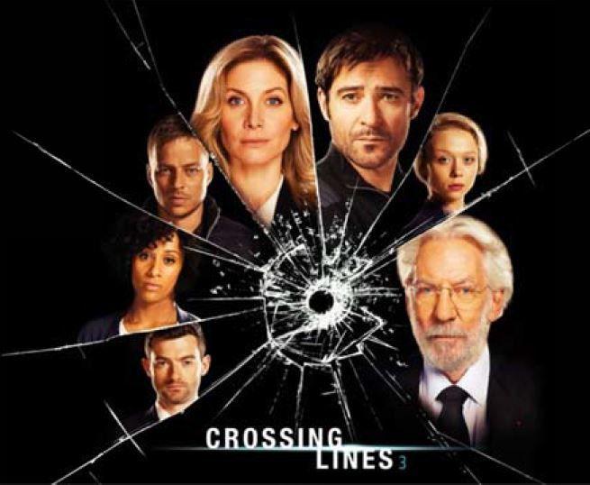 Crossing Lines : police sans frontières dès ce lundi sur 13ème Rue.