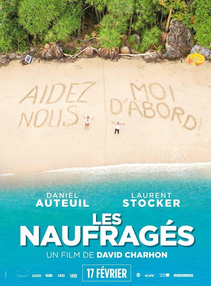 Sortie ce mercredi du film Les naufragés, avec Daniel Auteuil.