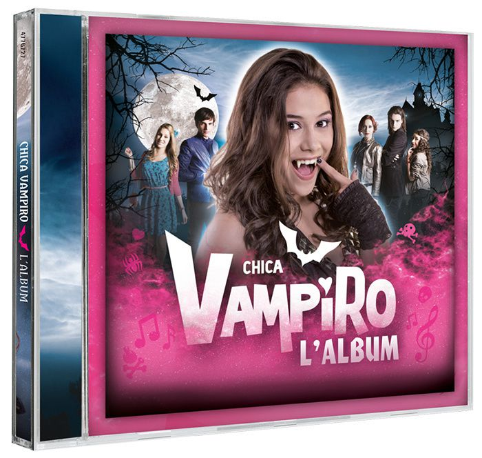 Ventes d'albums en France : Kids United en tête, Chica Vampiro sur le podium.