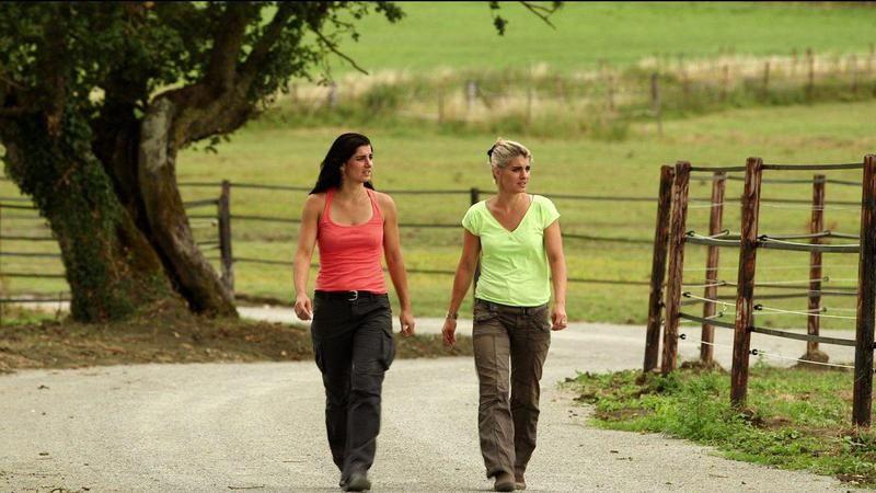 Marie-Laure et Claire, jumelles qui ont épousé la cause animale (Grandeurs nature sur France 2).
