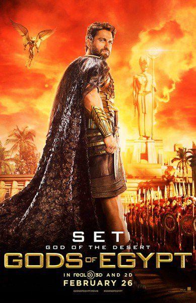 Box-office USA : Deadpool reste leader, gros échec pour Gods of Egypt.