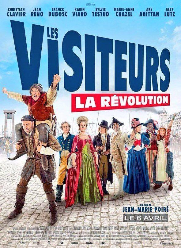 Découvrez la bande-annonce officielle du film Les Visiteurs 3.