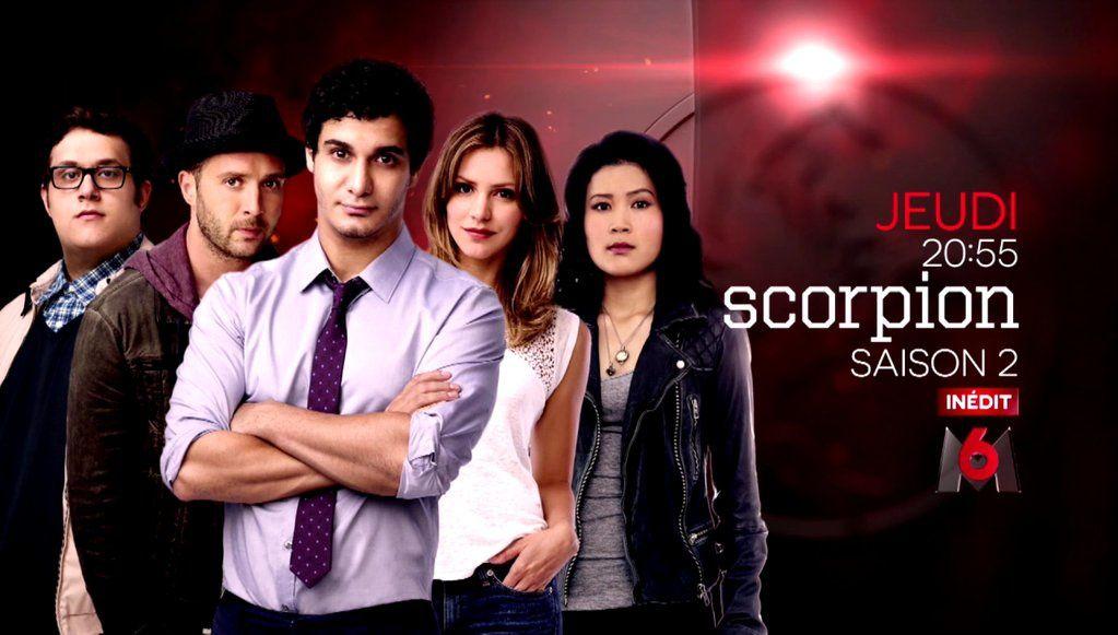 La saison 2 inédite de Scorpion dès ce jeudi sur M6.