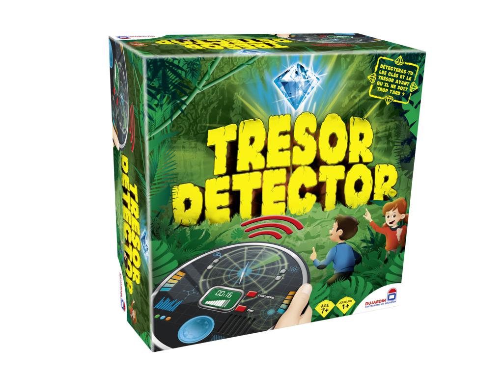 20.000 euros disséminés dans des boîtes de jeu Trésor Detector.